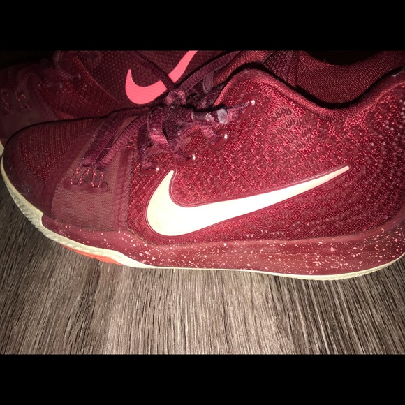 215 Maroon And Hot Pink Kyrie Irving